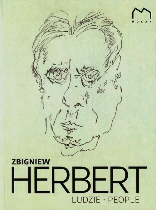 okładka Ludzie Peopleksiążka      Zbigniew Herbert
