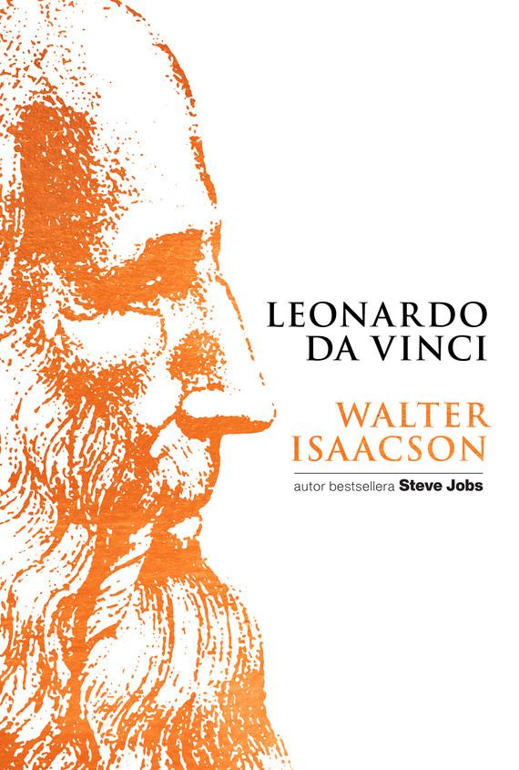 okładka Leonardo da Vinci, Ebook | Walter Isaacson