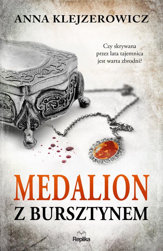 okładka Medalion z bursztynemebook | epub, mobi | Anna Klejzerowicz
