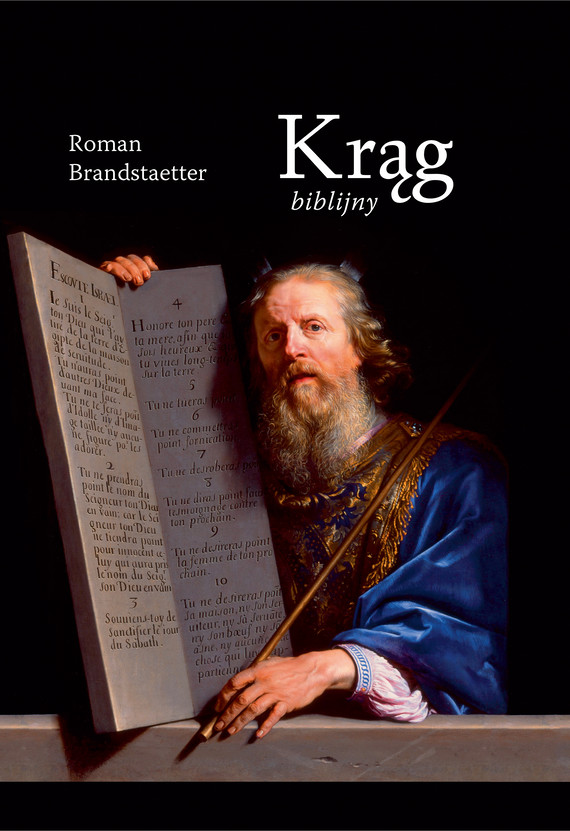 okładka Krąg biblijnyebook | epub, mobi | Roman Brandstaetter