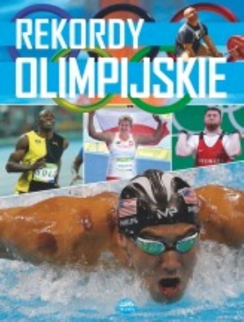 okładka Rekordy olimpijskie, Książka   Szymanowski P.