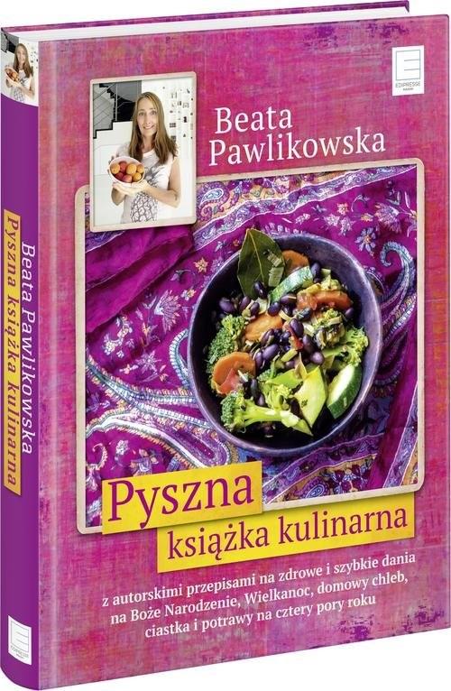 okładka Pyszna książka kulinarnaksiążka |  | Beata Pawlikowska