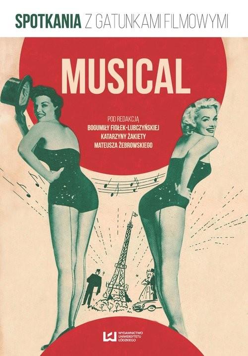 okładka Musical Spotkania z gatunkami filmowymiksiążka |  |
