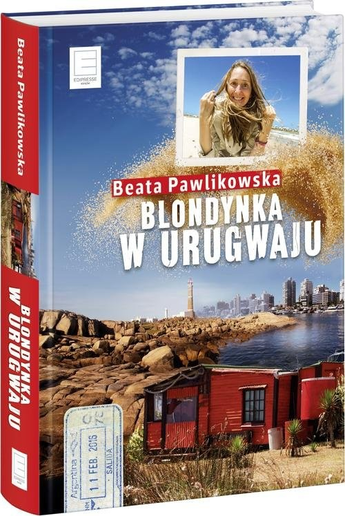 okładka Blondynka w Urugwajuksiążka |  | Beata Pawlikowska