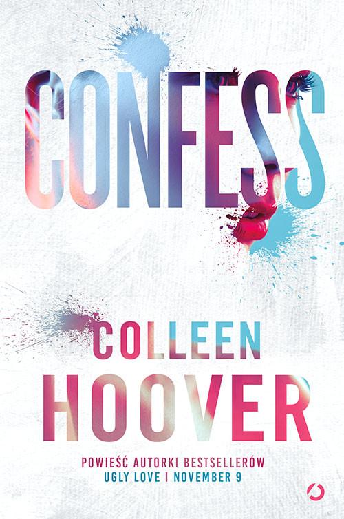 okładka Confessksiążka |  | Colleen Hoover