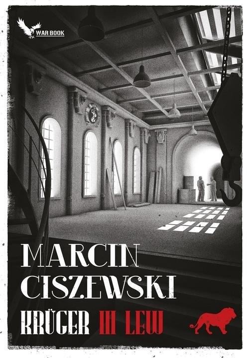 okładka Krüger. Lew. Tom IIIksiążka |  | Marcin Ciszewski