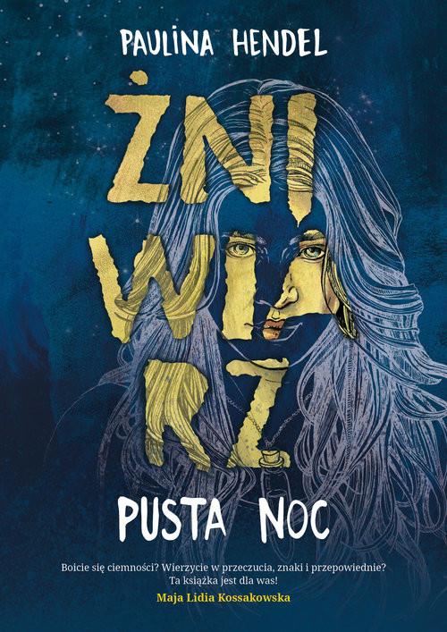 okładka Pusta nocksiążka |  | Paulina Hendel