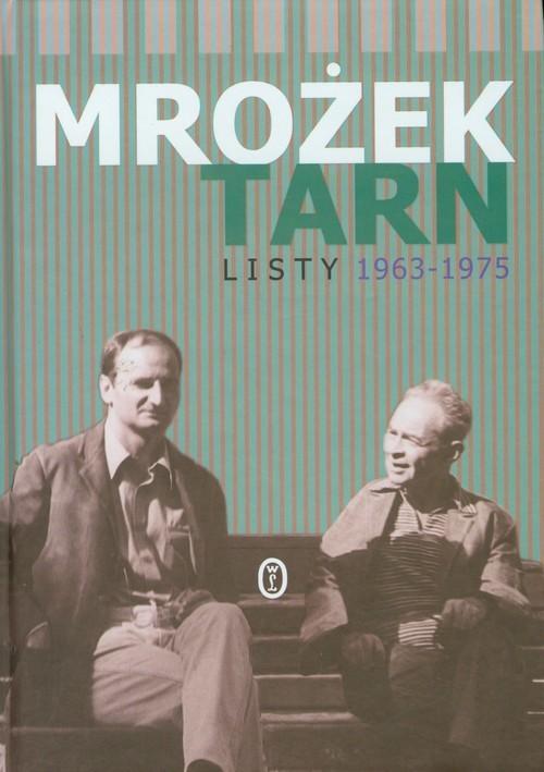 okładka Listy 1963-1975książka |  | Sławomir Mrożek, Adam Tarn