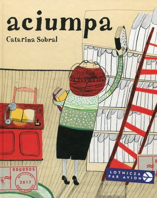 okładka Aciumpa, Książka | Sobral Catarina