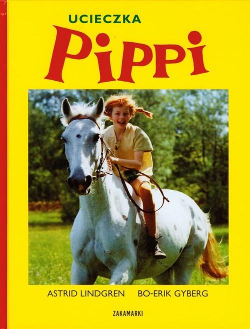 okładka Ucieczka Pippiksiążka |  | Astrid Lindgren