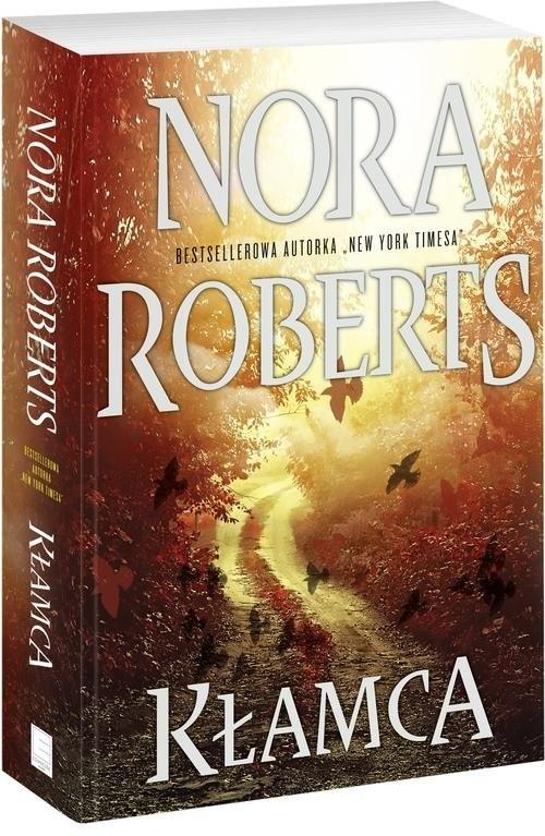 okładka Kłamcaksiążka      Nora Roberts