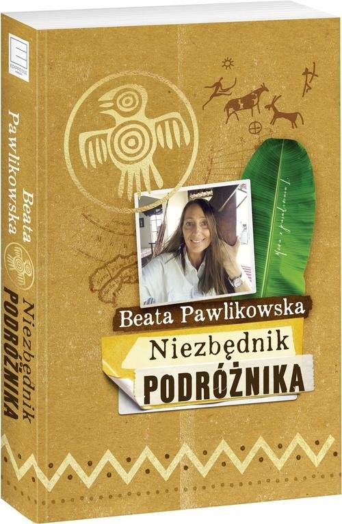 okładka Niezbędnik podróżnikaksiążka      Beata Pawlikowska