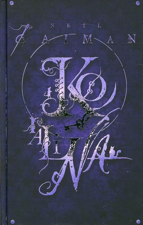 okładka Koralinaksiążka |  | Neil Gaiman