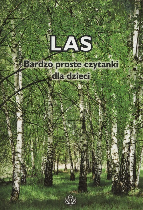 okładka Las Bardzo proste czytanki dla dzieci, Książka  