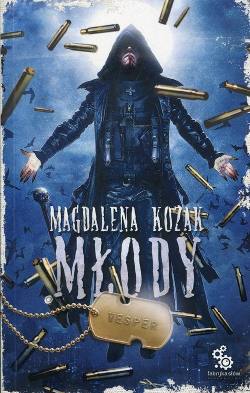 okładka Tajne Akta Vespera Tom 4 Młodyksiążka |  | Magdalena Kozak