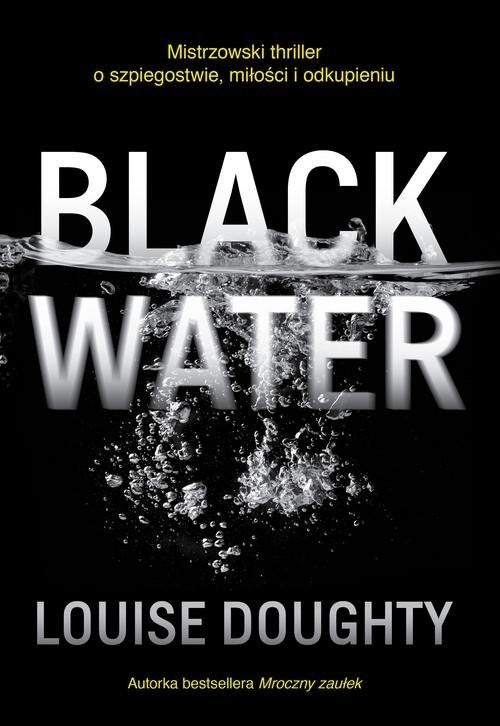 okładka Black Water, Książka | Doughty  Louise