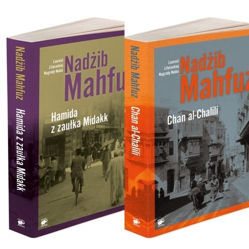 okładka Opowieści z Kairu Nadżiba Mahfuza Pakietksiążka      Mahfuz Nadżib