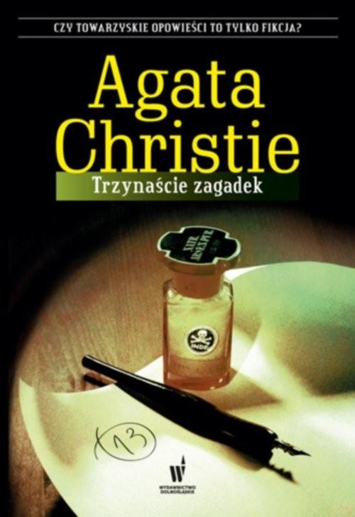 okładka Trzynaście zagadekksiążka |  | Agata Christie