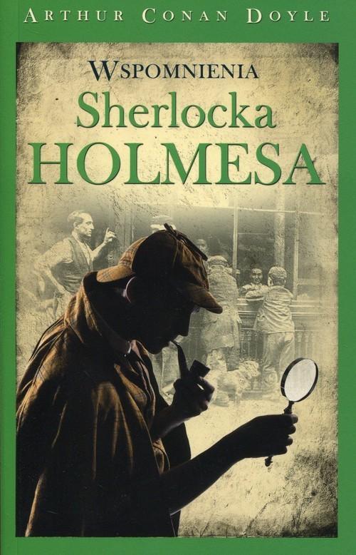 okładka Wspomnienia Sherlocka Holmesaksiążka |  | Arthur Conan Doyle