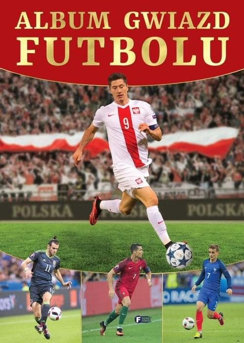 okładka Album gwiazd futboluksiążka     