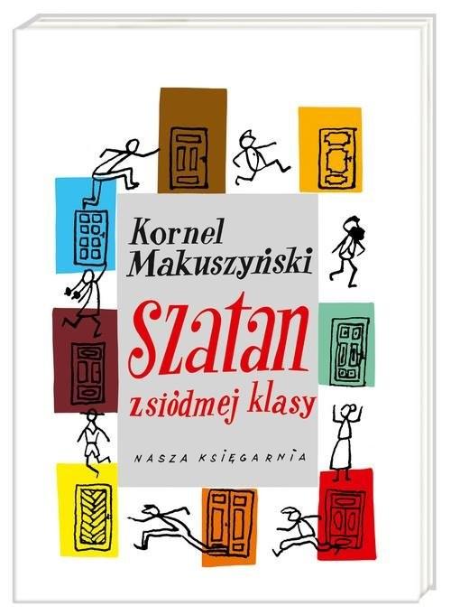 okładka Szatan z siódmej klasyksiążka |  | Kornel Makuszyński