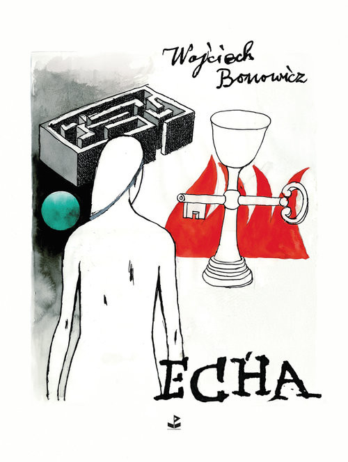 okładka Echaksiążka      Wojciech Bonowicz