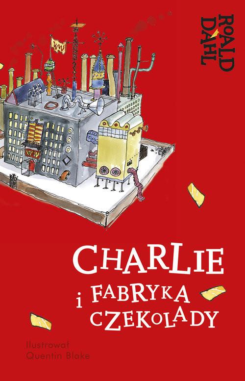 okładka Charlie i fabryka czekolady Lektura z opracowaniemksiążka |  | Roald Dahl