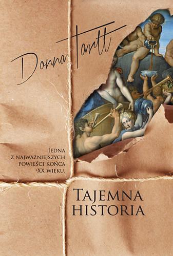 okładka Tajemna historiaksiążka |  | Donna Tartt