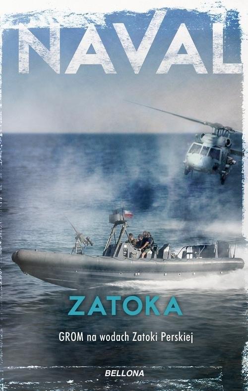 okładka Zatoka GROM na wodach Zatoki Perskiej, Książka | Naval