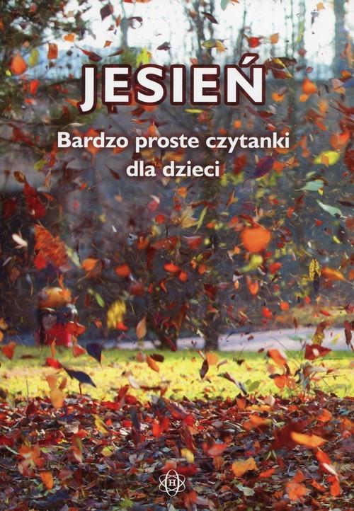 okładka Jesień Bardzo proste czytanki dla dzieci, Książka  