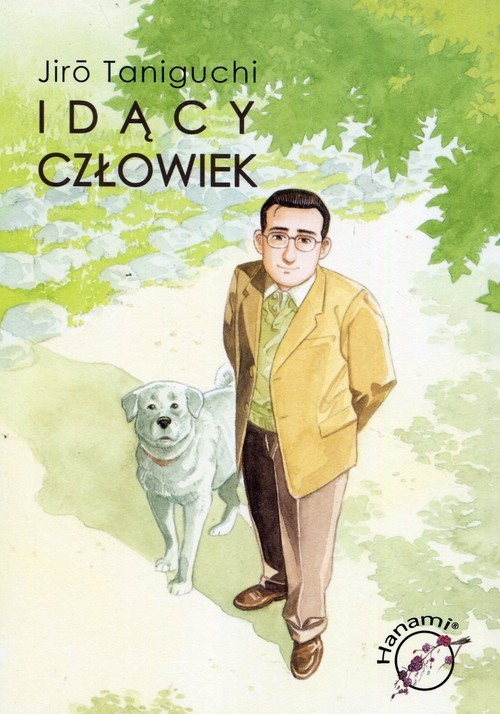 okładka Idący człowiekksiążka |  | Jiro Taniguchi