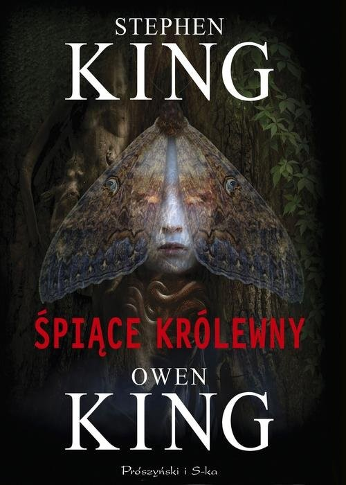 okładka Śpiące królewnyksiążka |  | Owen King, Stephen King