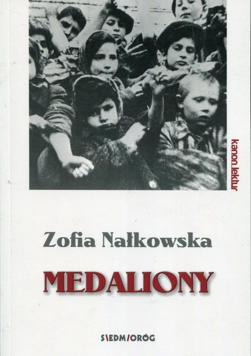okładka Medalionyksiążka      Zofia Nałkowska