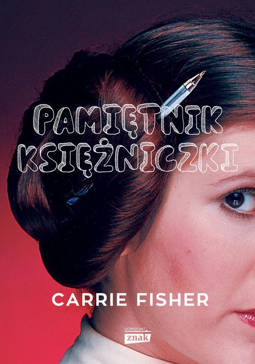 okładka Pamiętnik księżniczkiksiążka      Carrie Fisher