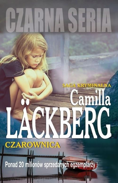 okładka Czarownicaksiążka      Camilla Läckberg