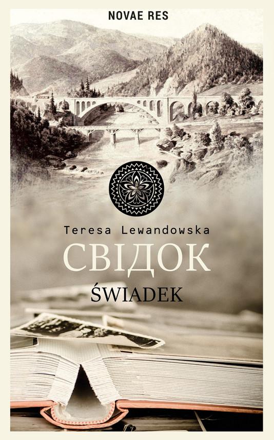 okładka Świadekebook | epub, mobi | Teresa Lewandowska