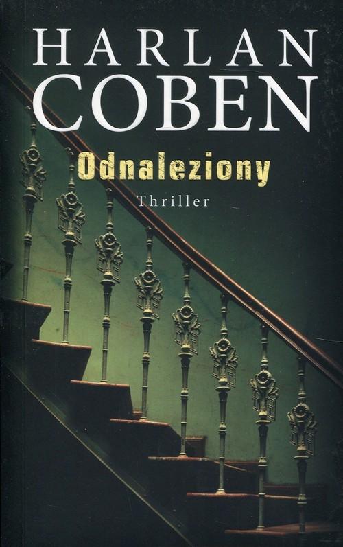 okładka Odnalezionyksiążka      Harlan Coben