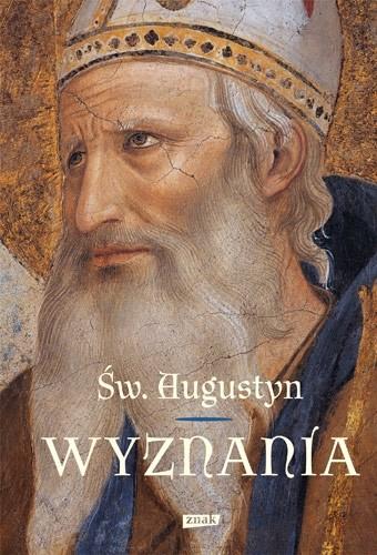 okładka Wyznaniaksiążka      Augustyn św.
