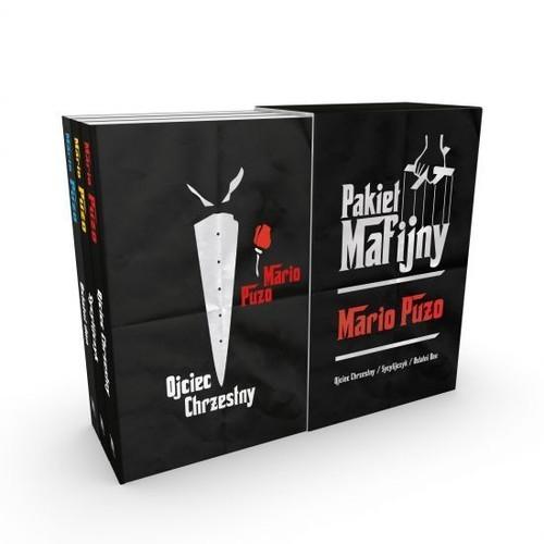 okładka Pakiet mafijny Ojciec chrzestny / Sycylijczyk / Ostatni don Pakietksiążka |  | Mario Puzo