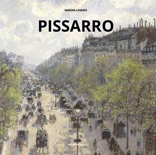 okładka Pissarroksiążka |  | Linares Marina