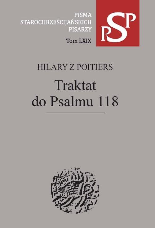 okładka Traktat do Psalmu 118, Książka | z Poitiers Hilary