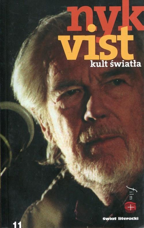 okładka Kult światła, Książka   Nykvist Sven
