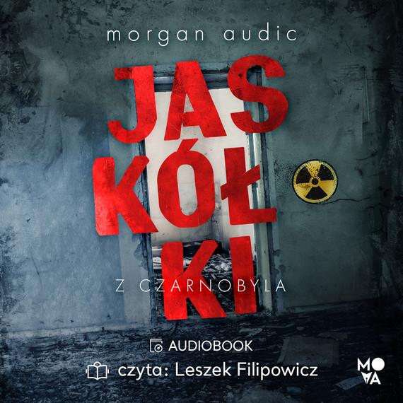 okładka Jaskółki z Czarnobylaaudiobook | MP3 | Morgan Audic