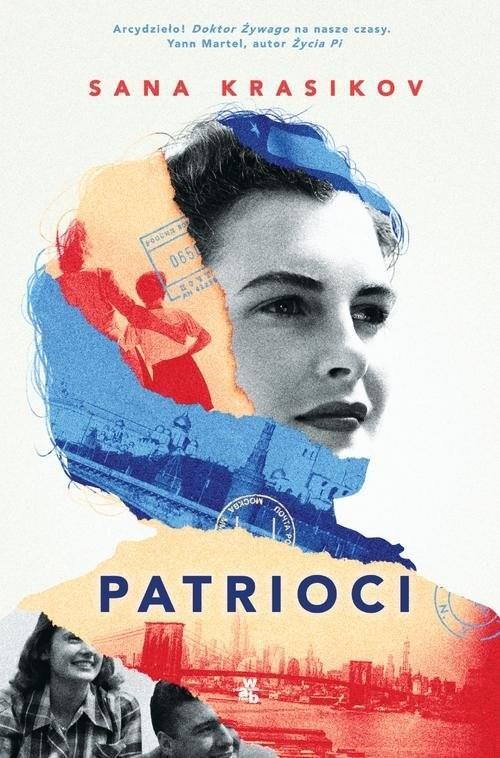 okładka Patriociksiążka |  | Krasikov Sana