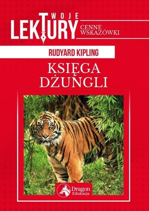 okładka Księga dżungliksiążka |  | Rudyard Kipling