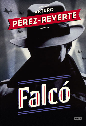 okładka Falco, Książka | Arturo Perez-Reverte