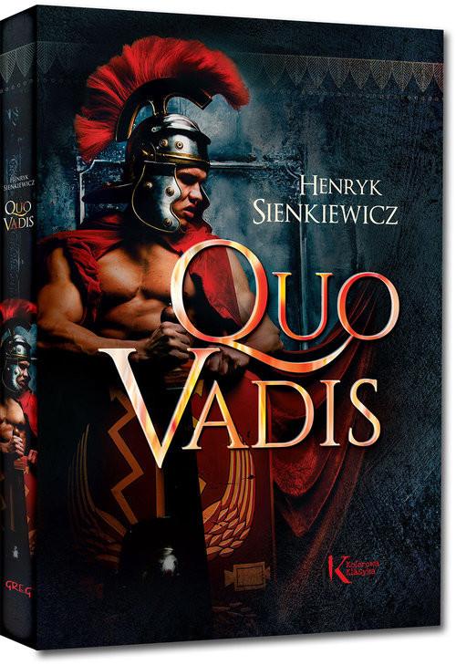 okładka Quo vadisksiążka      Henryk Sienkiewicz