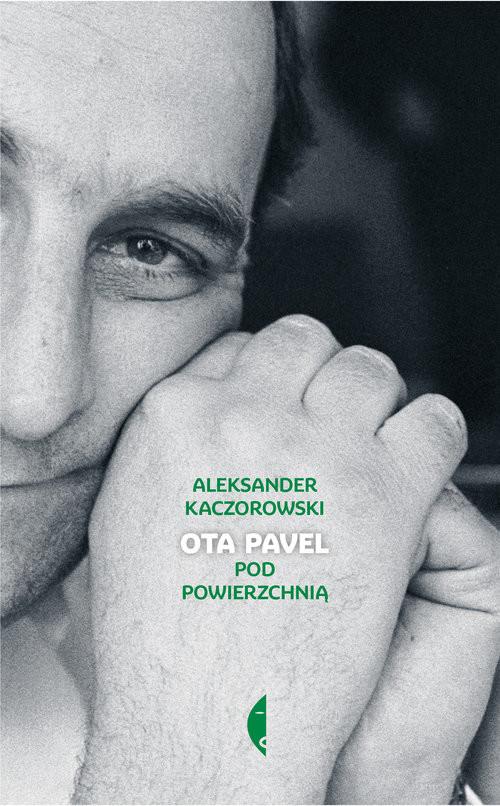 okładka Ota Pavel Pod powierzchniąksiążka |  | Aleksander Kaczorowski