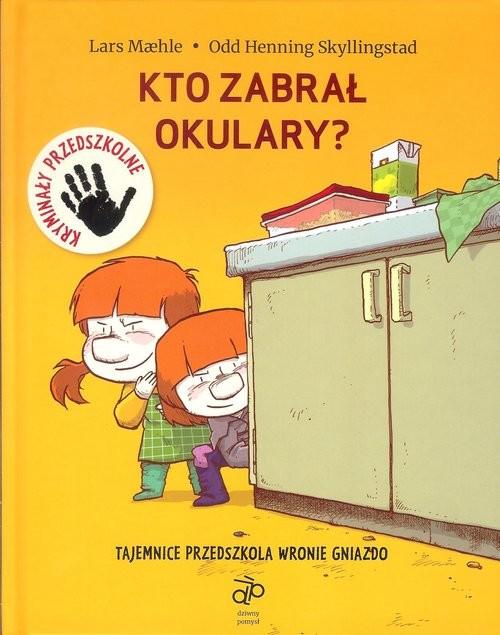 okładka Kto zabrał okulary?książka |  | Maehle Lars