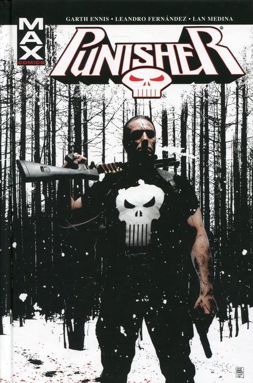 okładka Punisher Max Tom 4książka |  | Garth Ennis